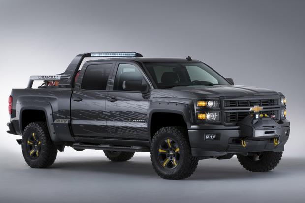 2014 Chevrolet Silverado Concepts: SEMA Show featured image large thumb3