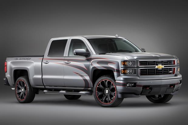 2014 Chevrolet Silverado Concepts: SEMA Show featured image large thumb10