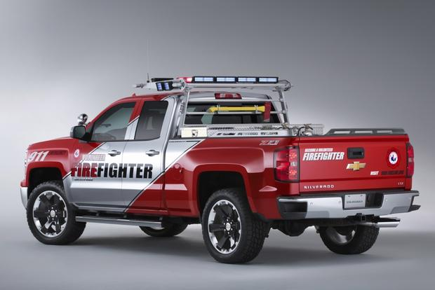 2014 Chevrolet Silverado Concepts: SEMA Show featured image large thumb1