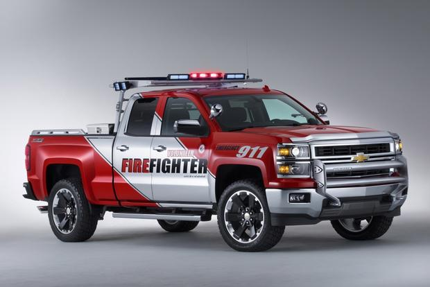2014 Chevrolet Silverado Concepts: SEMA Show featured image large thumb0