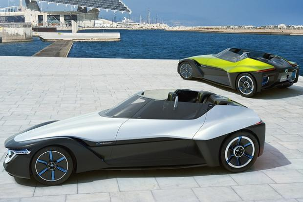 Nissan BladeGlider Concept: Santa Monica AltCar Expo featured image large thumb0