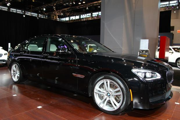 2014 BMW 740Ld xDrive: Chicago Auto Show featured image large thumb0
