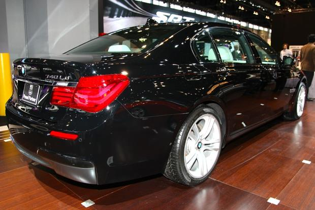 2014 BMW 740Ld xDrive: Chicago Auto Show featured image large thumb1