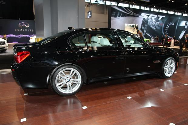 2014 BMW 740Ld xDrive: Chicago Auto Show featured image large thumb2