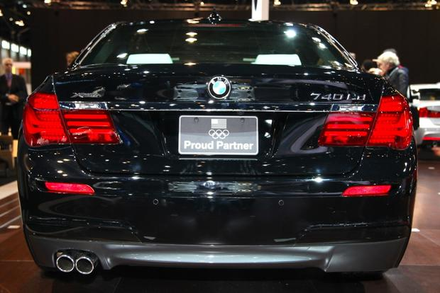 2014 BMW 740Ld xDrive: Chicago Auto Show featured image large thumb4