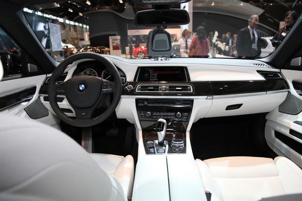 2014 BMW 740Ld xDrive: Chicago Auto Show featured image large thumb7