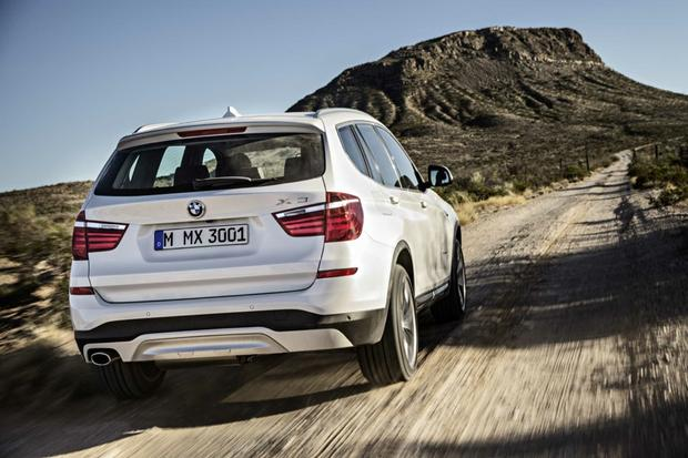 2015 BMW X3: Chicago Auto Show featured image large thumb1