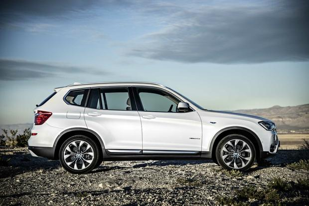 2015 BMW X3: Chicago Auto Show featured image large thumb2