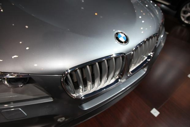 2015 BMW X3: Chicago Auto Show featured image large thumb3