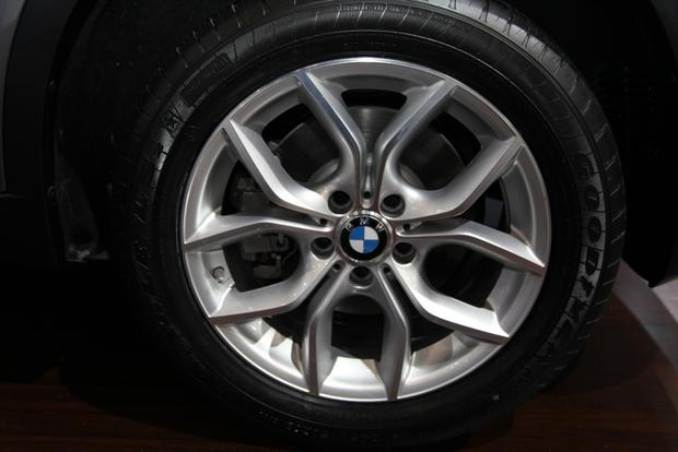 2015 BMW X3: Chicago Auto Show featured image large thumb4