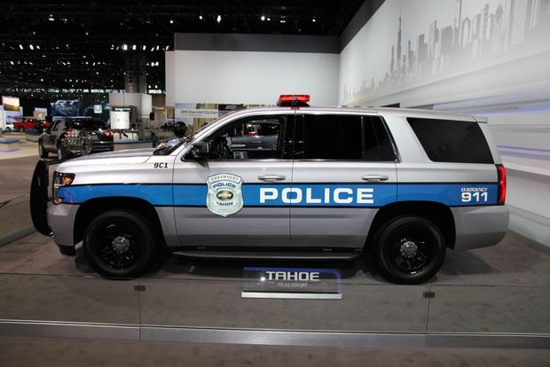 2015 Chevrolet Tahoe PPV: Chicago Auto Show featured image large thumb0