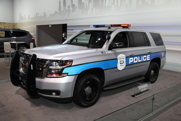 2015 Chevrolet Tahoe PPV: Chicago Auto Show featured image large thumb2