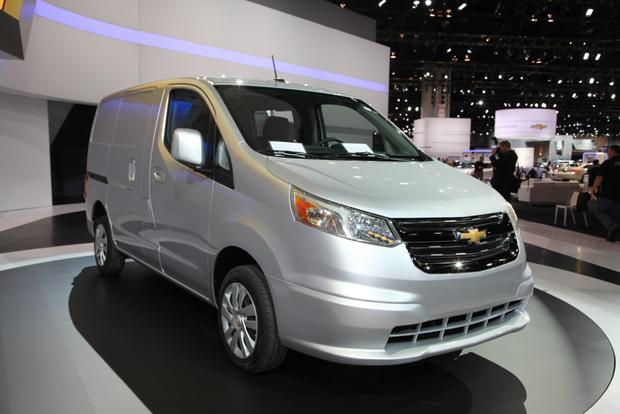 2015 Chevrolet City Express: Chicago Auto Show featured image large thumb0