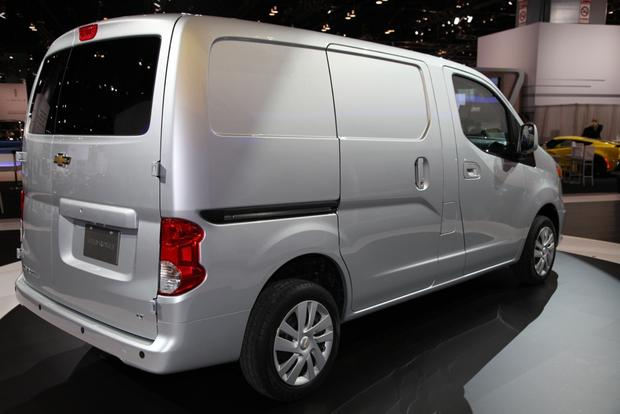2015 Chevrolet City Express: Chicago Auto Show featured image large thumb2