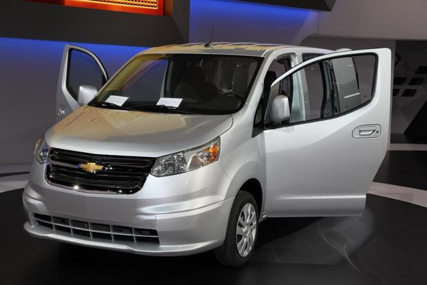 2015 Chevrolet City Express: Chicago Auto Show featured image large thumb3