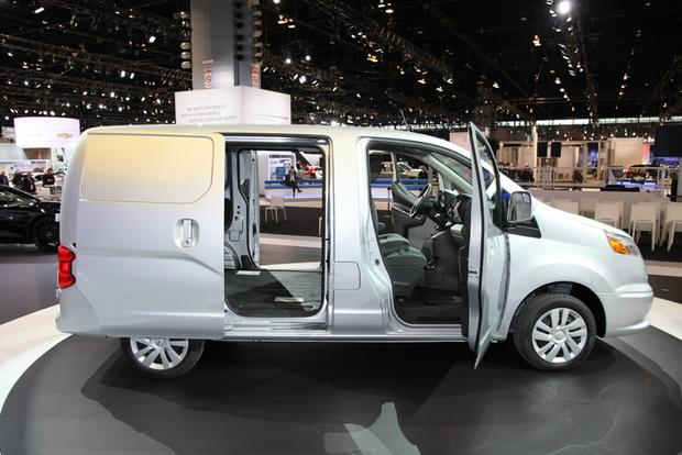 2015 Chevrolet City Express: Chicago Auto Show featured image large thumb4