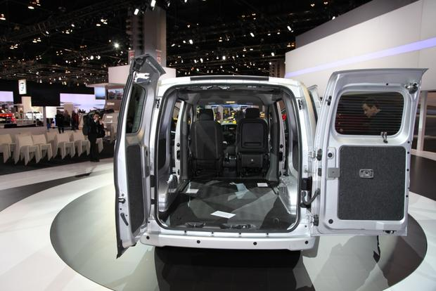 2015 Chevrolet City Express: Chicago Auto Show featured image large thumb5