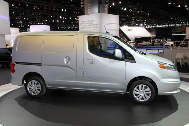 2015 Chevrolet City Express: Chicago Auto Show featured image large thumb8