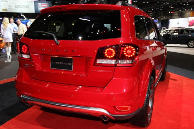 2014 Dodge Journey Crossroad: Chicago Auto Show featured image large thumb3