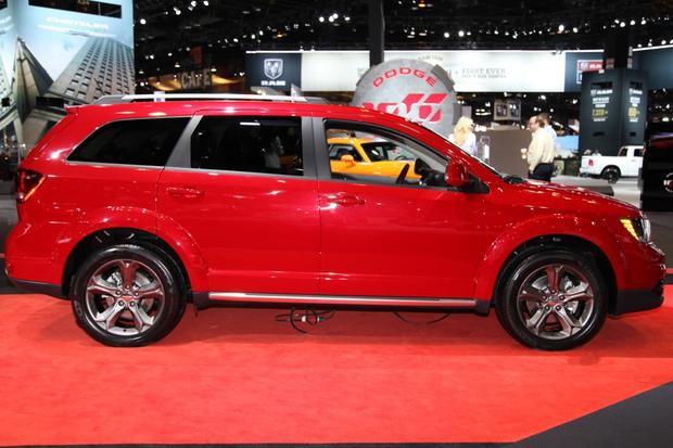 2014 Dodge Journey Crossroad: Chicago Auto Show featured image large thumb5