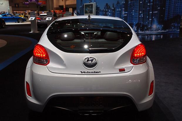 2014 Hyundai Veloster RE:FLEX: Chicago Auto Show featured image large thumb1