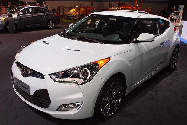 2014 Hyundai Veloster RE:FLEX: Chicago Auto Show featured image large thumb0
