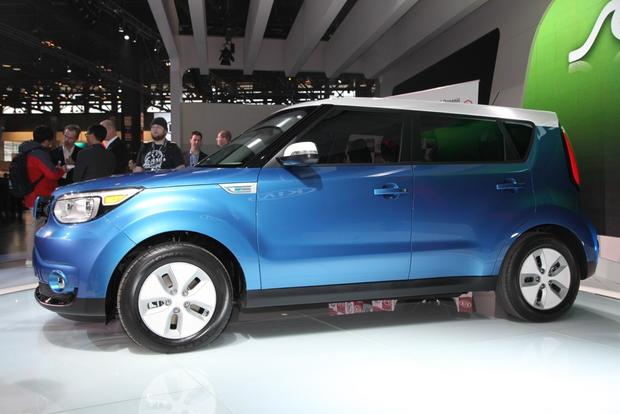 2015 Kia Soul EV: Chicago Auto Show featured image large thumb1