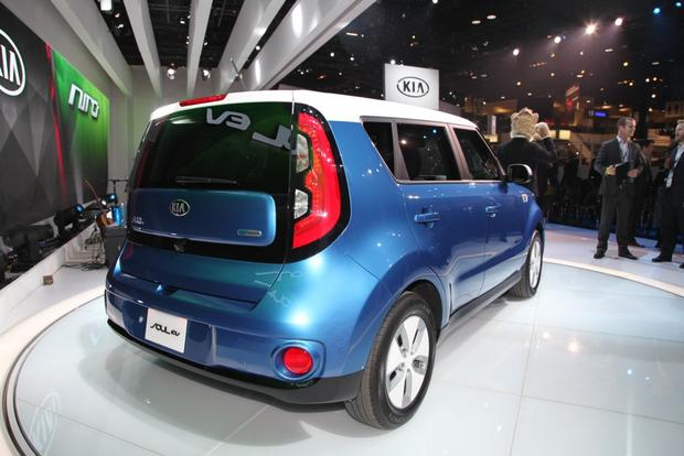 2015 Kia Soul EV: Chicago Auto Show featured image large thumb4