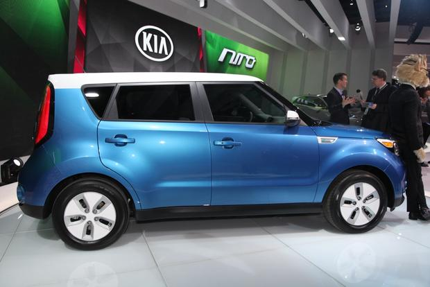 2015 Kia Soul EV: Chicago Auto Show featured image large thumb6