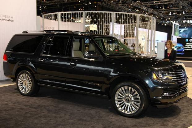 2015 Lincoln Navigator: Chicago Auto Show featured image large thumb0