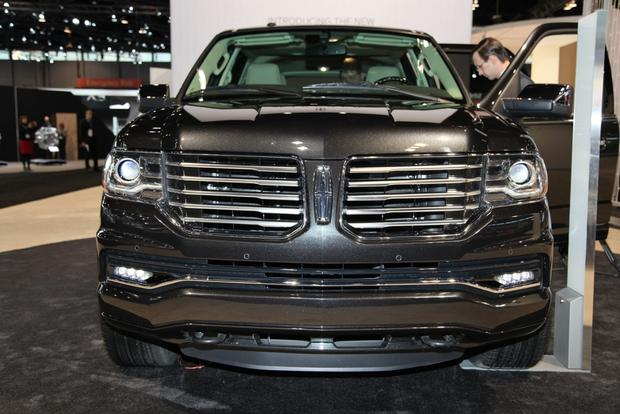 2015 Lincoln Navigator: Chicago Auto Show featured image large thumb4