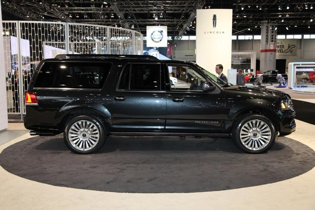2015 Lincoln Navigator: Chicago Auto Show featured image large thumb5