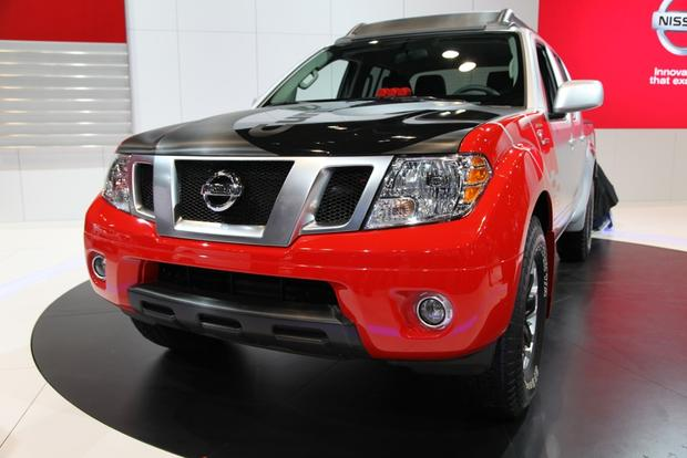 Nissan Frontier Diesel Runner Concept: Chicago Auto Show featured image large thumb1