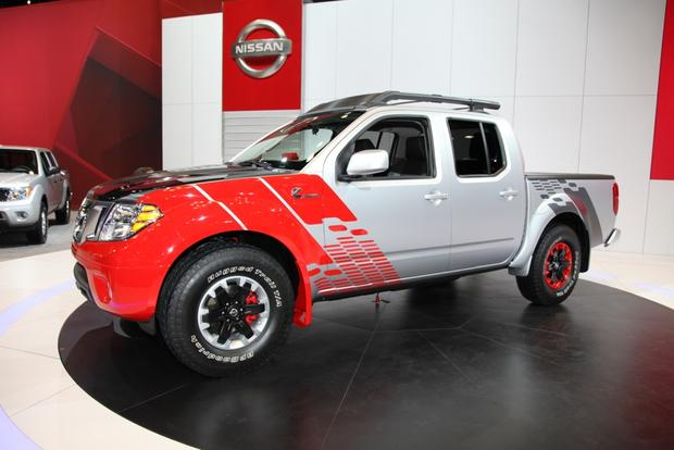 Nissan Frontier Diesel Runner Concept: Chicago Auto Show featured image large thumb0