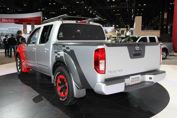 Nissan Frontier Diesel Runner Concept: Chicago Auto Show featured image large thumb5