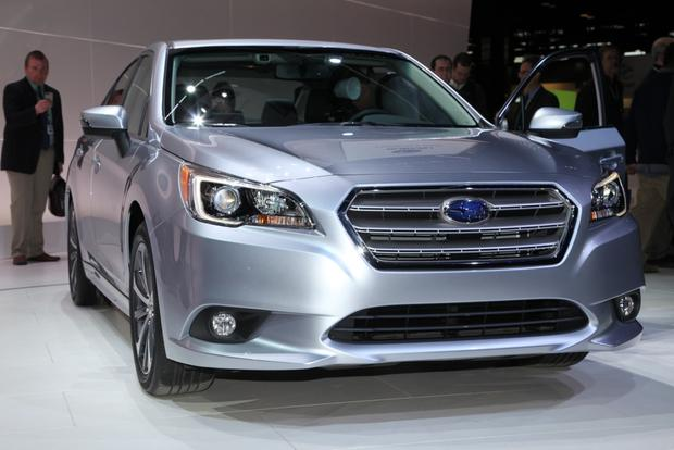 2015 Subaru Legacy: Chicago Auto Show featured image large thumb3
