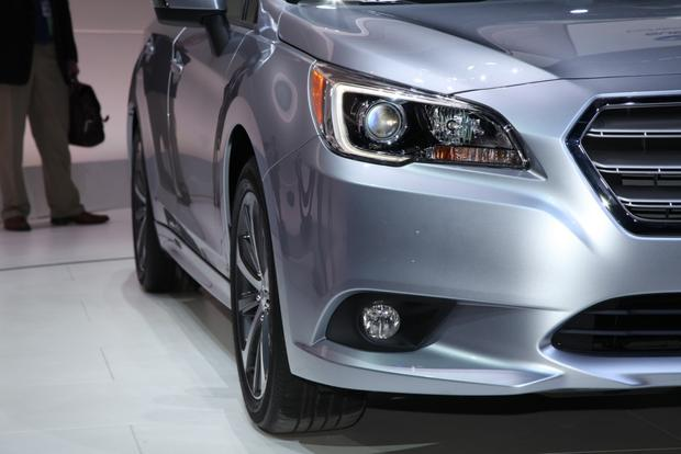 2015 Subaru Legacy: Chicago Auto Show featured image large thumb4