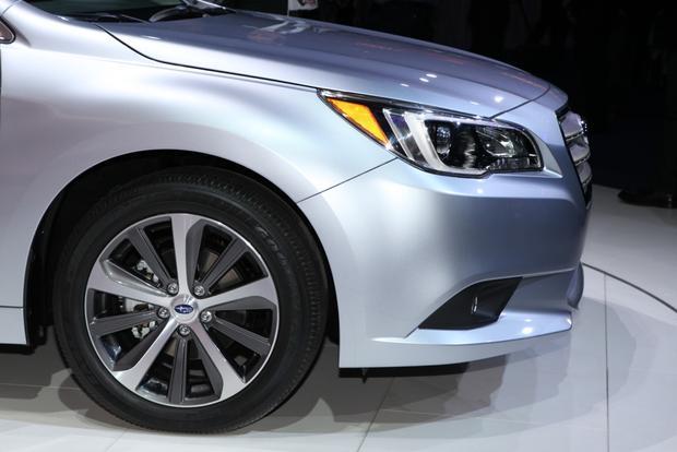 2015 Subaru Legacy: Chicago Auto Show featured image large thumb5