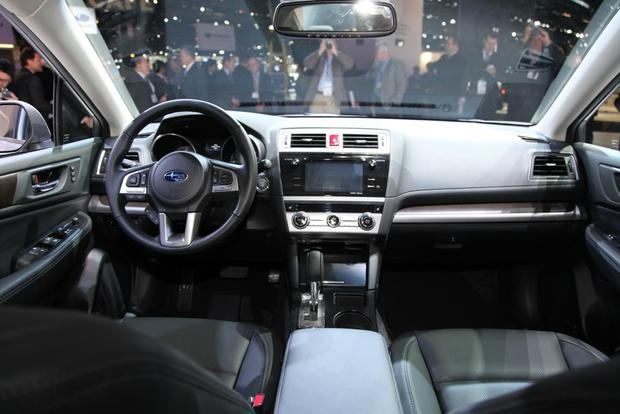 2015 Subaru Legacy: Chicago Auto Show featured image large thumb7