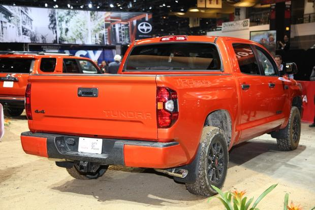 2015 Toyota Tacoma, Tundra and 4Runner TRD Pro Series: Chicago Auto Show featured image large thumb0