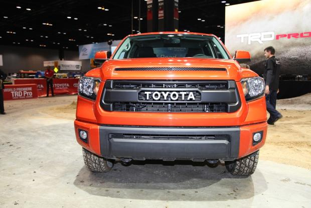 2015 Toyota Tacoma, Tundra and 4Runner TRD Pro Series: Chicago Auto Show featured image large thumb4