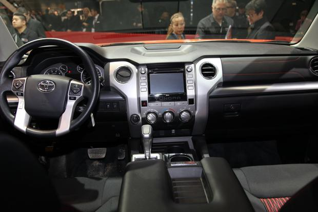 2015 Toyota Tacoma, Tundra and 4Runner TRD Pro Series: Chicago Auto Show featured image large thumb6