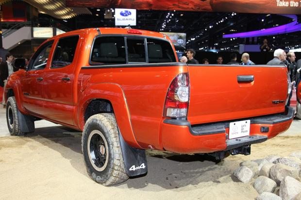 2015 Toyota Tacoma, Tundra and 4Runner TRD Pro Series: Chicago Auto Show featured image large thumb8