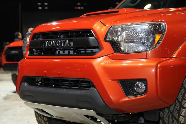 2015 Toyota Tacoma, Tundra and 4Runner TRD Pro Series: Chicago Auto Show featured image large thumb9