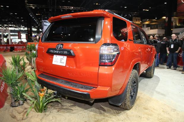 2015 Toyota Tacoma, Tundra and 4Runner TRD Pro Series: Chicago Auto Show featured image large thumb12