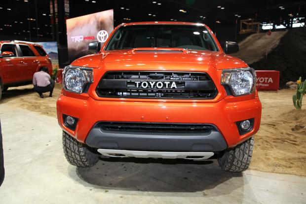 2015 Toyota Tacoma, Tundra and 4Runner TRD Pro Series: Chicago Auto Show featured image large thumb13