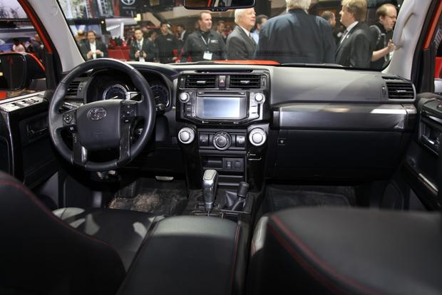 2015 Toyota Tacoma, Tundra and 4Runner TRD Pro Series: Chicago Auto Show featured image large thumb15