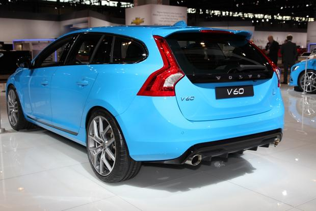 2015 Volvo S60 and V60 Polestar: Chicago Auto Show featured image large thumb2