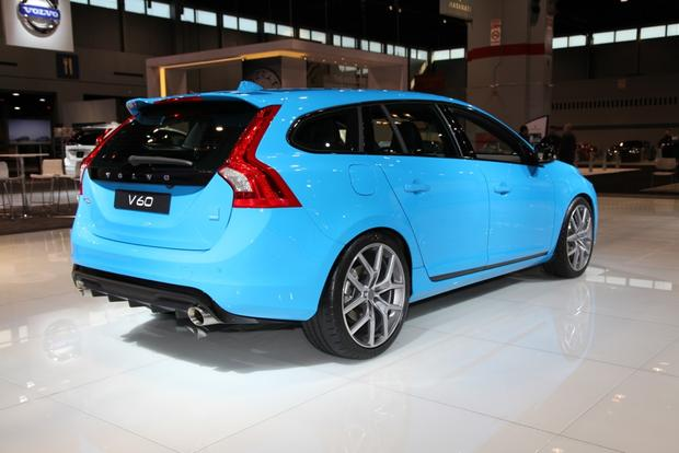 2015 Volvo S60 and V60 Polestar: Chicago Auto Show featured image large thumb3