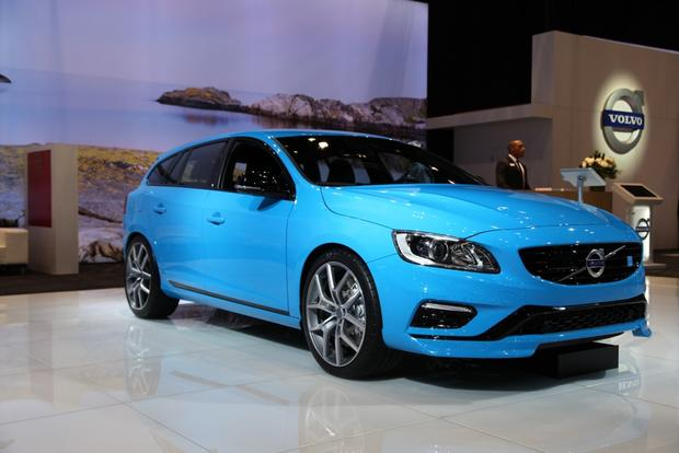 2015 Volvo S60 and V60 Polestar: Chicago Auto Show featured image large thumb6